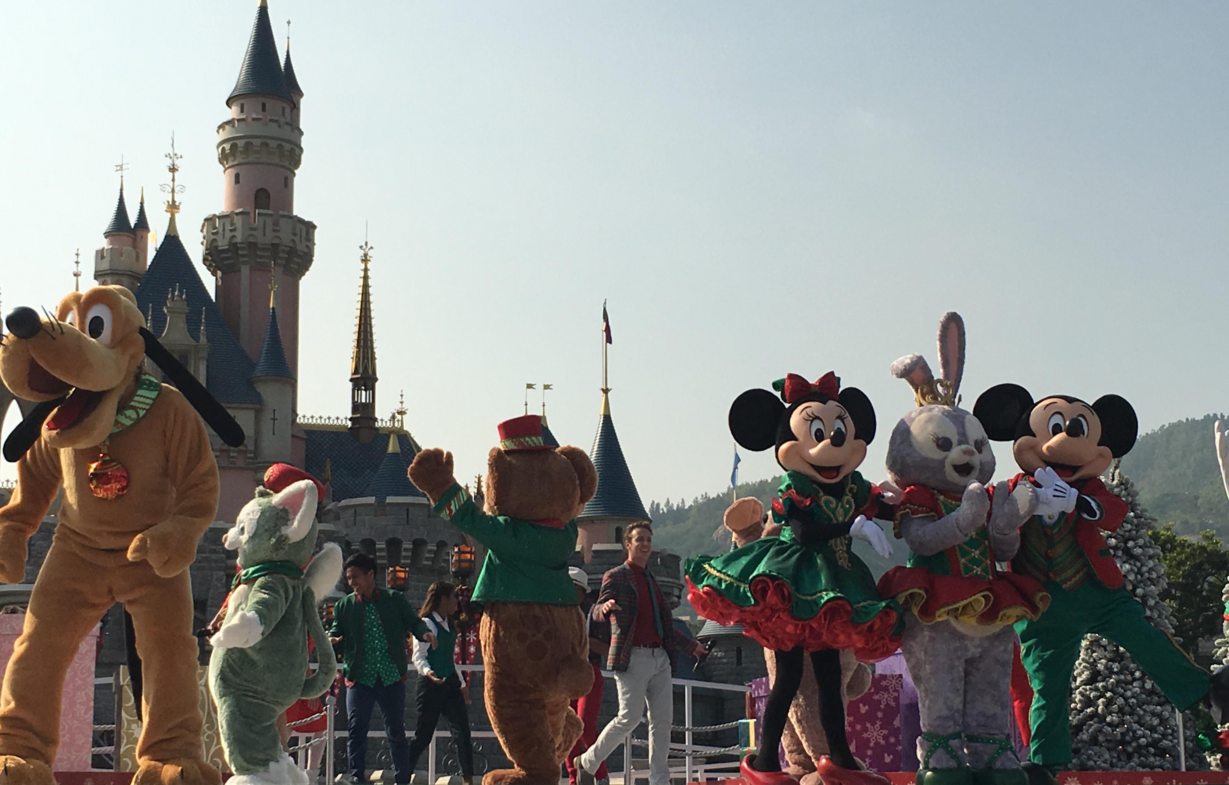 香港ディズニーランド「いつ行く?」ベストシーズン、教えます